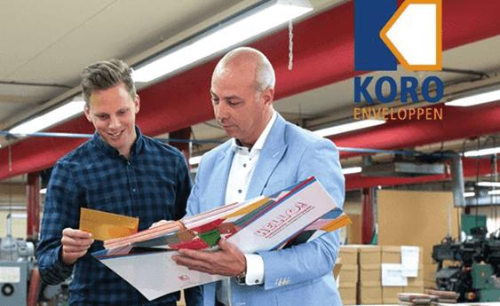 Case Study | Koro Enveloppen