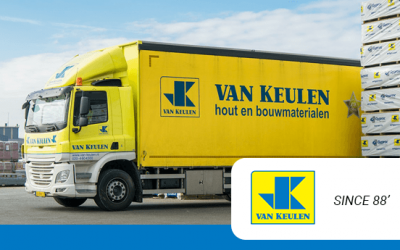 Case study | Van Keulen Hout en Bouwmaterialen
